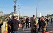 Attaque terroriste à un arrêt de bus en Israël deux morts et un blessé