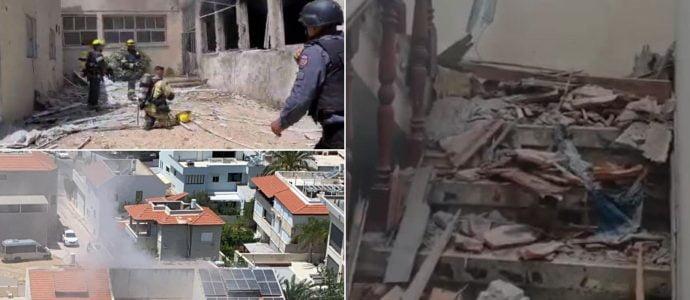 Le Hamas affirme avoir tiré le grand nombre de missiles de toute son histoire