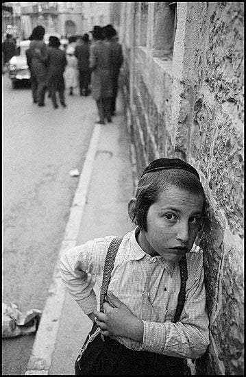 leonard-freed--jerusalem
