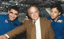L'ancien chef de l'Agence spatiale israélienne décède des suites des émeutes arabe