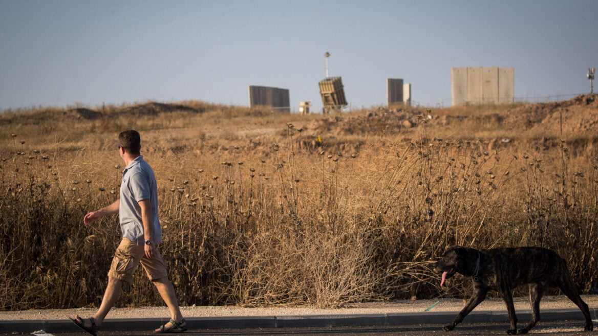 Comment la lutte permet aux Israéliens de réussir