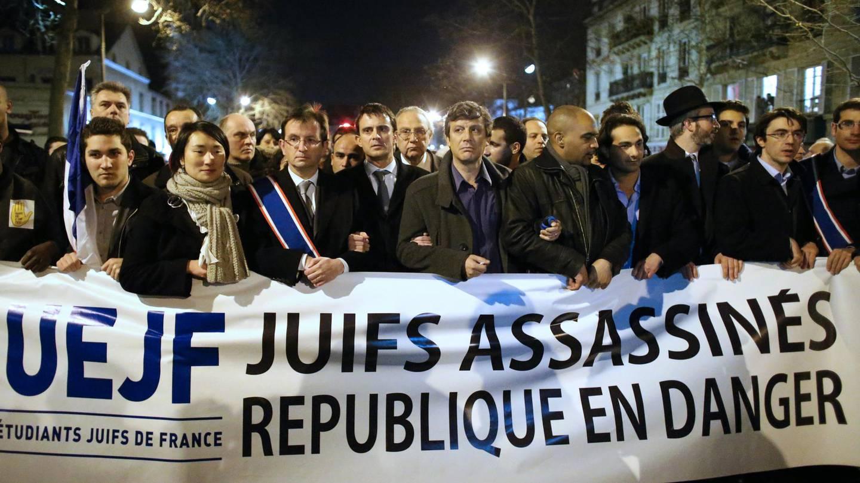 Heureux comme un juif en France ?Ou malaise des Juifs en France ?