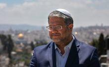 En Israël, Itamar Ben Gvir menace de gravir le Mont du Temple à Jérusalem