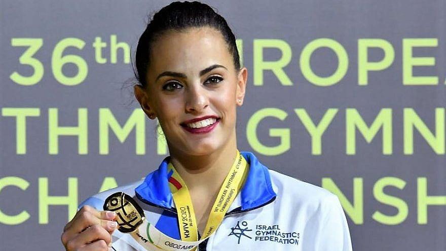 Médaille d'or pour Israël avec l'Israélienne Linoy Ashram -vidéo-