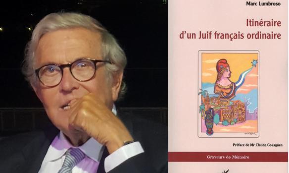 Itinéraire d'un Juif français ordinaire de Marc Lumbroso