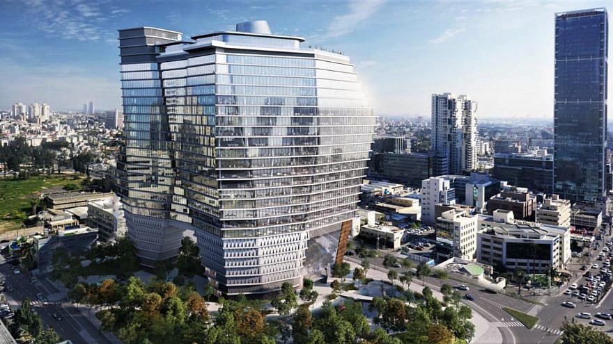 Un gratte-ciel de Tel-Aviv en Israël remporte la plus haute distinction