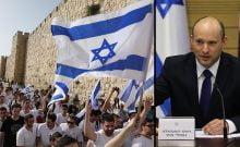Israël: défilé des drapeaux de demain à Jérusalem, le Hamas menace