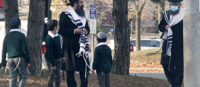 Augmentation nette de l'antisémitisme au Canada