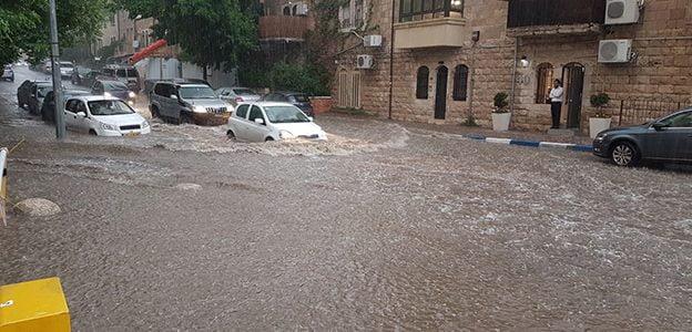 Israël doit se préparer à des événements naturels extrêmes