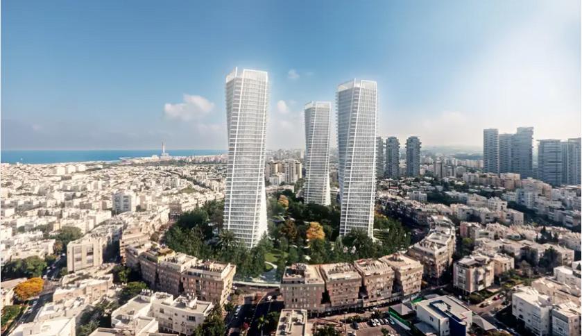 """En Israël """"l'état """"de Tel Aviv en passe à devenir une bulle pour les méga-riches seulement"""