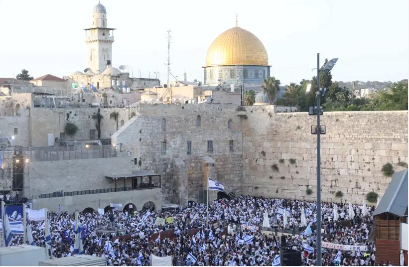 Le Mont du Temple à Jérusalem est plus important que le mur occidental pour les Juifs