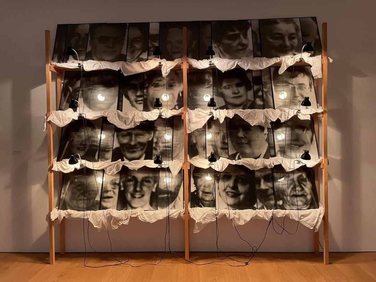 Artiste juif : Christian Boltanski