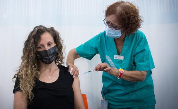 Et si vous n'aviez pas été vacciné correctement en Israël ? -vidéo-
