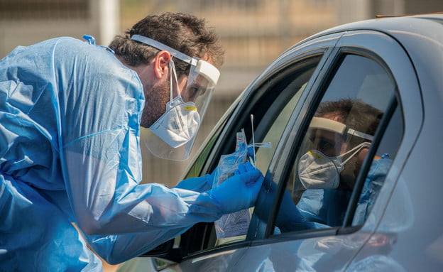 Les tests corona à domicile font leur entrée en Israël