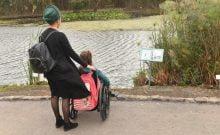 Israël: la nature pour tous et accessibilité aux parcs naturels aux personnes handicapées