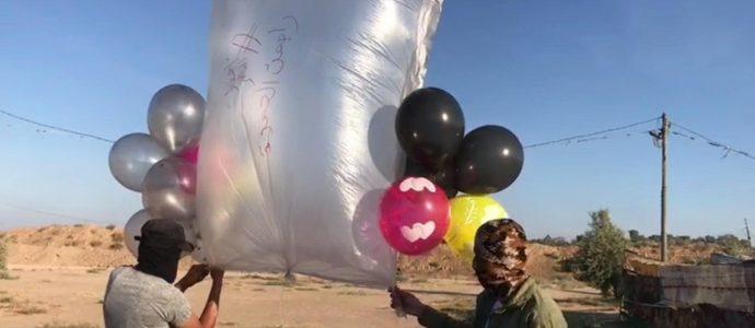 Le Qatar menace le Hamas de cesser d'envoyer des ballons incendiaires contre Israël