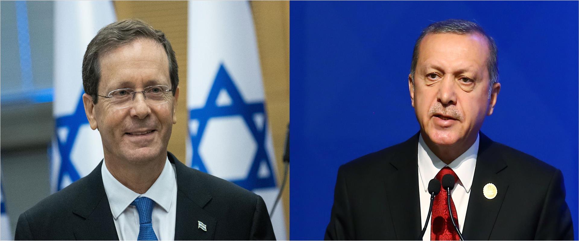 Israël/Turquie : Erdogan se sent seul et a appelé le président d'Israël pendant 40 minutes