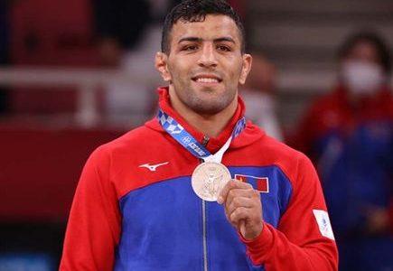 Un athlète iranien remercie Israël après avoir remporté la médaille d'argent