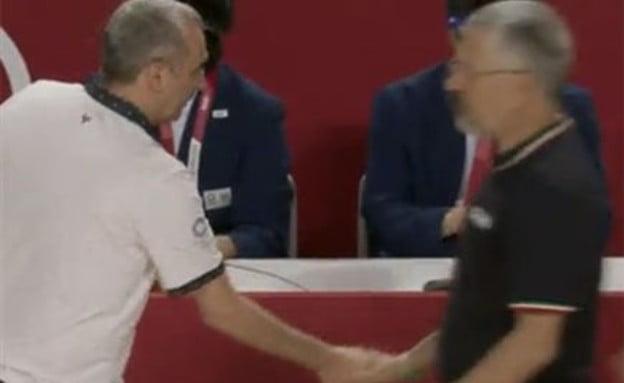 Jeux Olympiques : poignée de main historique entre un Israélien et un Iranien