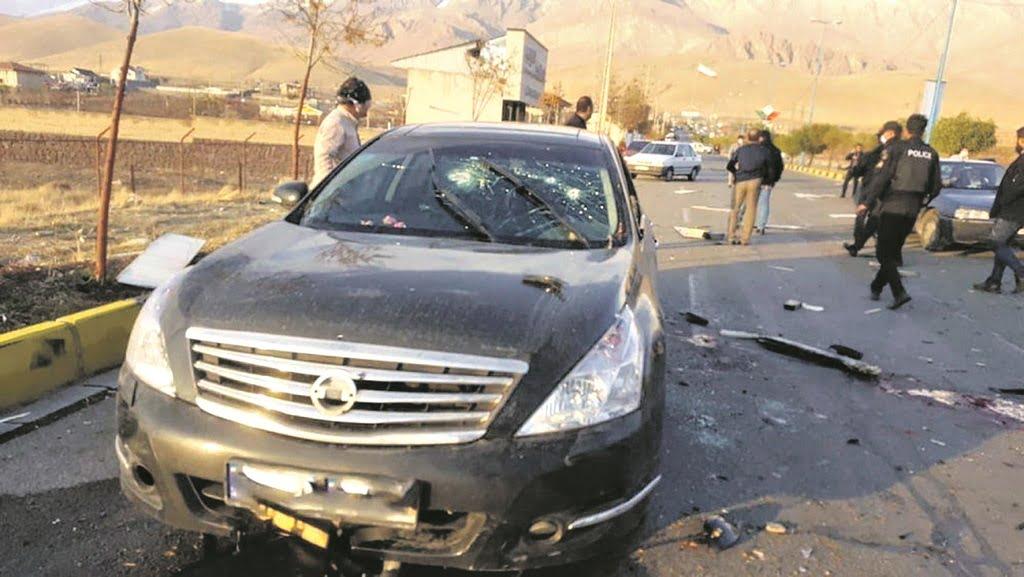 Comment le père de la bombe en Iran a été éliminé par le Mossad ?