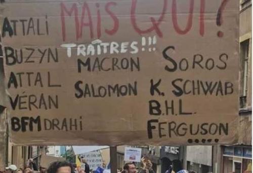Antisémitisme : manifestation à Paris en soutien aux terroristes évadés en Israël
