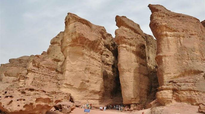 Archéologie/Israël : mais où donc passait la route biblique du royaume de Judée à Edom ?