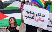 Sous la bannière des LGBT se cache une organisation proche du BDS en Israël