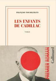 Livre juif : Les enfants de Cadillac de François Noudelmann