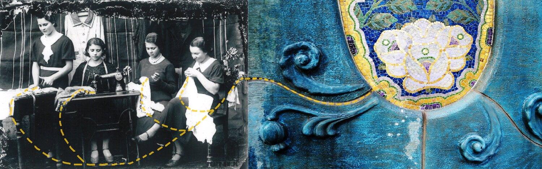 Artiste juive : Shira Mushkin et les cimetières juifs