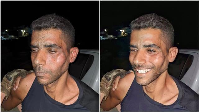 Le vrai visage des terroristes capturés après une cavale de 5 jours en Israël