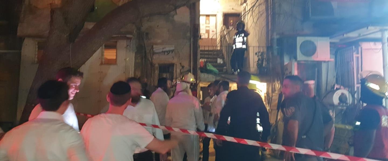 En Israël: par peur d'effondrement, deux immeubles de Bnei Brak ont été évacués