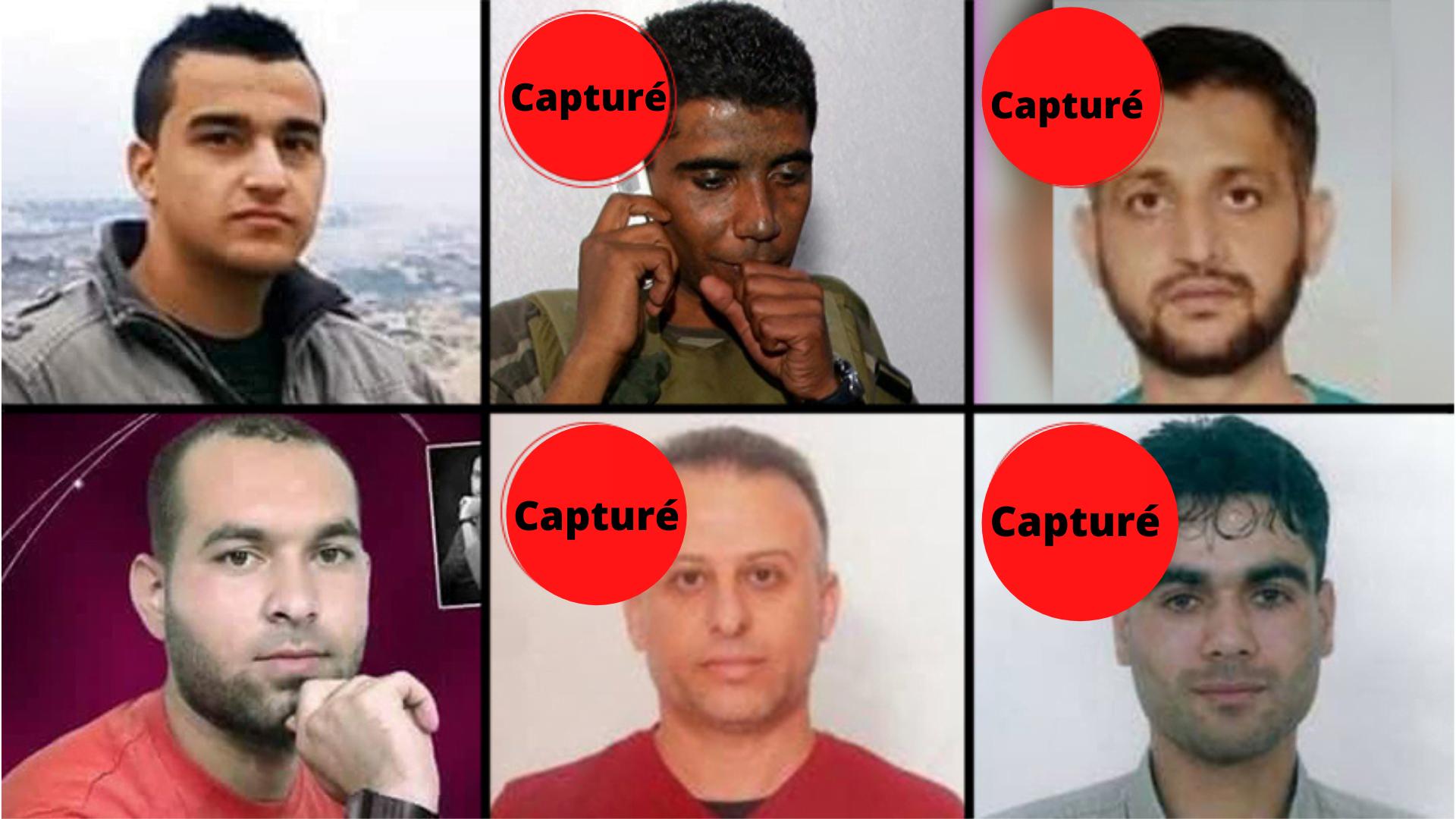 Menottes aux mains et aux pieds, au tribunal : la détention des terroristes capturés a été prolongée de 9 jours.