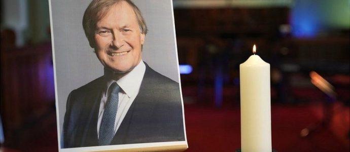 BNVCA : l'assassinat du député Sir David Amess par un islamiste