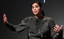 Sarah Silverman : le monde n'aime les Juifs que s'ils souffrent -vidéo-