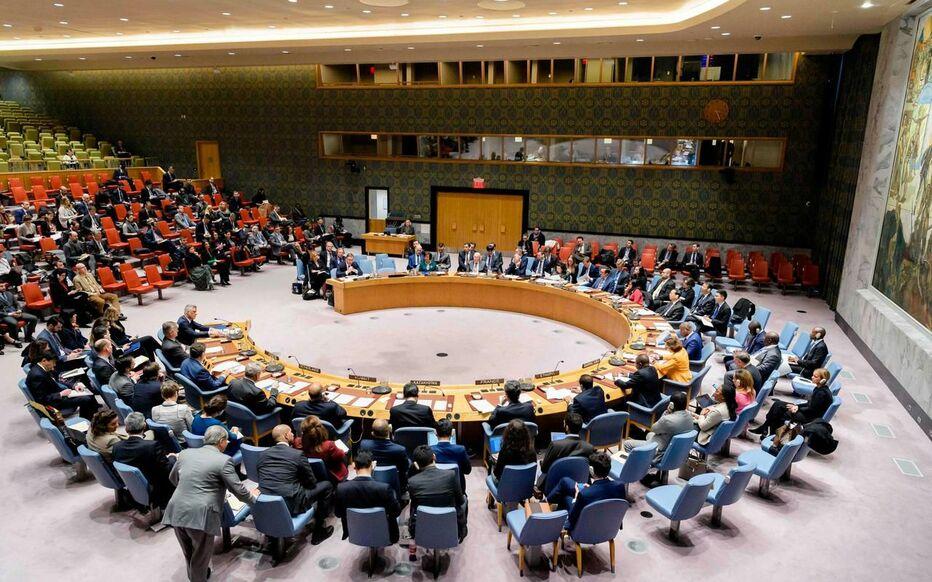 Les objectifs de l'ONU seraient détournés en faveur d'un programme anti-israélien