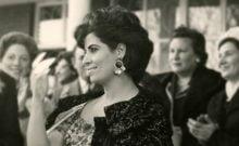 Shoshana Damari a été la première diva d'Israël