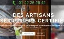 Urgence Serrurier Paris disponible 24/24 et 7/7