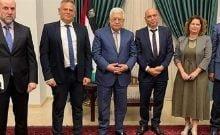 Abu Mazen a rassuré la famille des terroristes avant sa rencontre avec les ministres israéliens