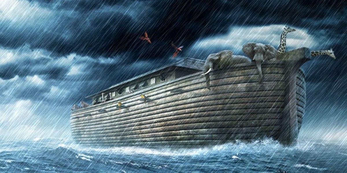 Judaïsme : au bout de sept jours, les eaux du Déluge étaient sur la terre