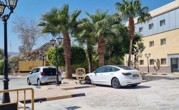 Pourquoi il est interdit aux Israéliens de franchir le Sinaï avec des caméras de recul -vidéo-