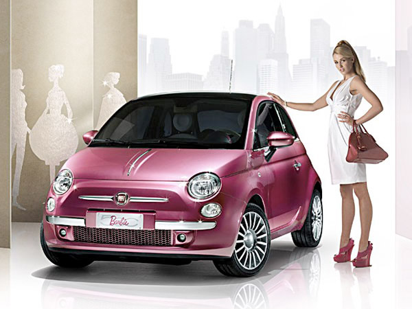 fiat 500 barbie alliance le premier magazine de la communaut juive actualit juive israel. Black Bedroom Furniture Sets. Home Design Ideas