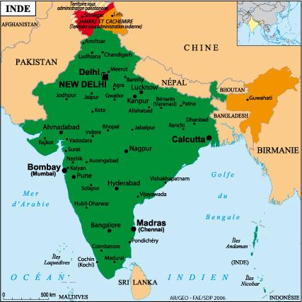 Carte Inde Langues.Une Nouvelle Langue Decouverte En Inde Alliance Le Premier
