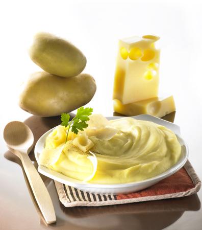 Plat pur e de pommes de terre aux oeufs alliance le - Puree de pomme de terre maison ...