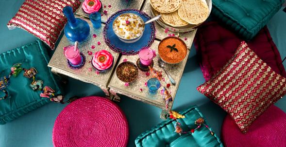 Chaise Cuisine Industrielle : La décoration dans le style Bollywood  Alliance le premier magazine