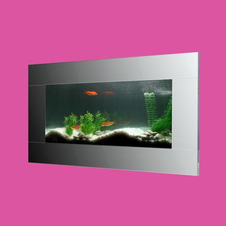 Un aquarium qui se transforme en miroir alliance le for Se voir dans un miroir