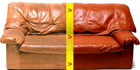Relookez votre int rieur changez la couleur de vos cuirs alliance le premier magazine de - Teinture cuir leroy merlin ...