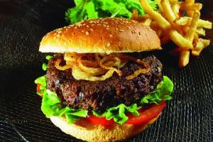 Black Burger, le fast-food chic