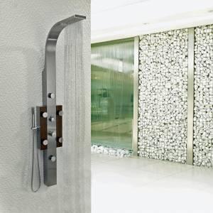 comment choisir sa colonne de douche best modeles de salle de bains avec douche bien choisir. Black Bedroom Furniture Sets. Home Design Ideas