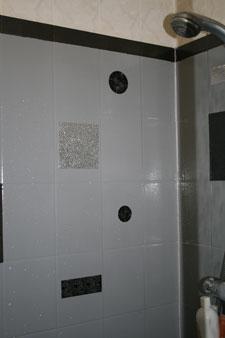Peindre sa douche mode d emploi alliance le premier for Lumiere dans la douche
