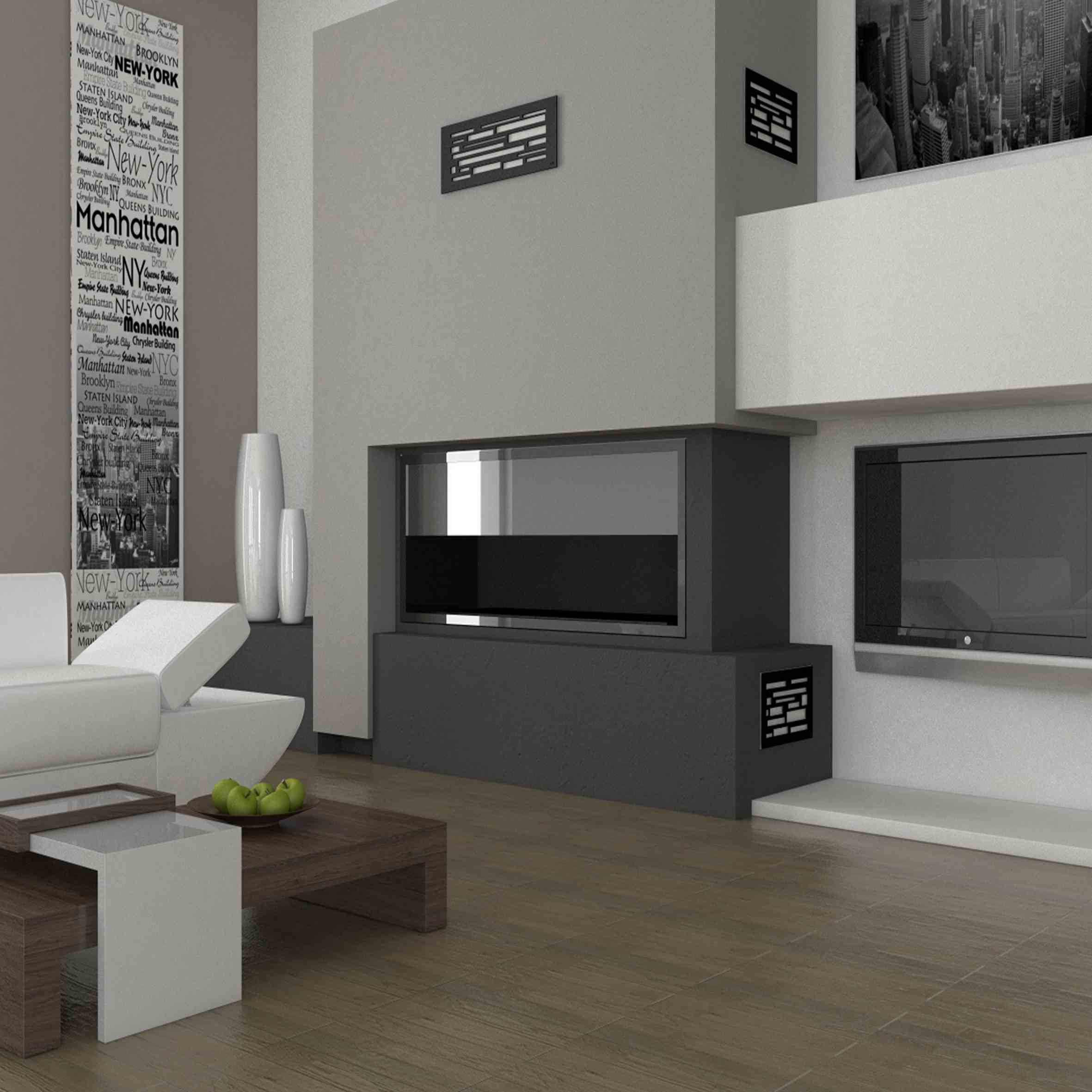 sublimez vos chemin es avec des grilles d coratives. Black Bedroom Furniture Sets. Home Design Ideas